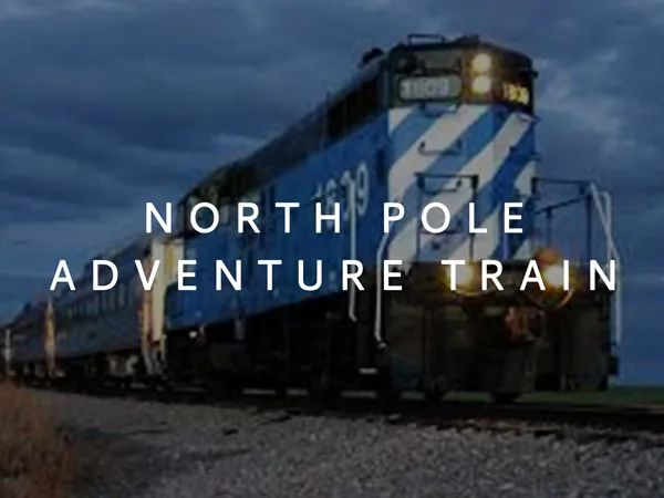 North Pole Adventure Train