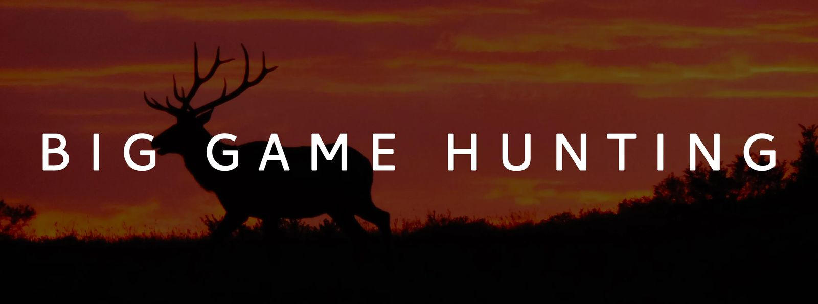 Big Game Hunting in Central Montana